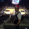 SportsZone's Jay Rofsky at Nets Thrashing of Pistons