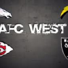 NFL- Team Improvements and Needs Heading Into Draft- AFC West