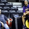 Phil Jackson Names Derek Fisher Knicks Head Coach