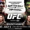 Buy, Borrow, or Bust – UFC 175