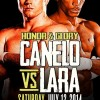 Canelo Alvarez vs. Erislandy Lara Preview