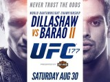 Buy, Borrow, or Bust: UFC 177