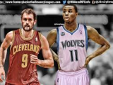 Cleveland Cavs, Minnesota T'Wolves Agree In Principle To Kevin Love Trade