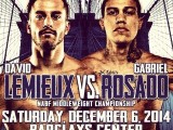 December Boxing Preview and Predictions
