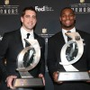 Rodgers, Murray, Beckham Top 2015 NFL Honors Night
