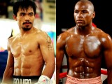 Floyd Mayweather vs Manny Pacquiao set for May 2nd