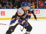 Kyle Okposo sidelined with detached retina