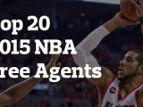 2015 NBA Free Agency- Top 10 Available