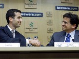 Milwaukee Brewers Hire David Stearns as General Manager