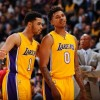 D'Angelo Russell Apologizes for Causing Lakers Rift