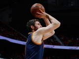 Cavs Sweep Hawks Behind Kevin Love's Eight 3-Pointers