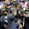 LeBron Finally Brings Cleveland its Championship