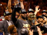 LeBron James Resigns With Cavaliers