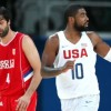 U.S. Men's Team Survives Serbia