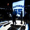 Nuggets Retire Dikembe Mutombo's No. 55