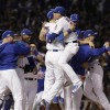Chicago Cubs Reach First World Series Since 1945