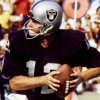Oakland Raiders Lobby HOF for ken Stabler