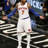 Carmelo Anthony Stages Triangle 'Protest' As Turmoil Continues