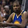 Kevin Durant Out Indefinitely With Sprained MCL