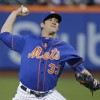 Matt Harvey Dominant in First Start Since July in Mets Victory