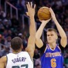 Kristaps Porzingis Clarifies His Stance on New York