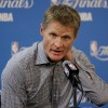 Steve Kerr to Miss Game Four, Possibly Longer