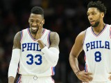 76ers Shut Down Okafor, Covington for Rest of Season