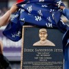 Derek Jeter's Number 2 Retired by New York Yankees
