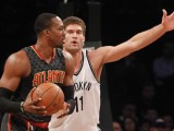Brook Lopez to the Lakers; Dwight Howard to the Hornets