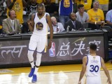 Curry and Durant Dominant to Put Cavaliers in 2-0 Finals Hole