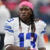 Lucky Whitehead Cut by Dallas Cowboys