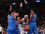 New York Knicks Trade Carmelo Anthony to Oklahoma City Thunder