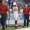 David Johnson, Out Indefinitely With Dislocated Wrist