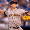 Matt Cain Set to Retire After Saturday Start