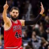Nikola Mirotic Out Indefinitely After Fight With Teammate Bobby Portis