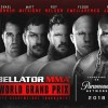 Bellator MMA Reveals Brackets for World Grand Prix