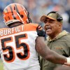 Vontaze Burfict Ejected for First Time In Career