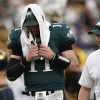 Carson Wentz Officially Ruled Out for Season With Torn ACL