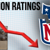 NFL TV Ratings Down 9.7 Percent for 2017