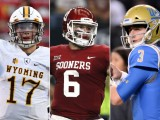Jets Trade Three Second-Round Picks to Colts for No. 3 Pick