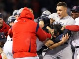 Three Players, One Coach Ejected in Red Sox – Yankees Brawl