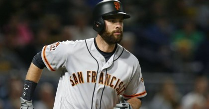 Brandon Belt to Miss Three Weeks After Appendectomy