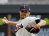 Minnesota Twins Trade Phil Hughes to San Diego Padres