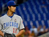 Chicago Cubs Place Yu Darvish on DL